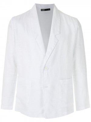 Легкий пиджак Handred. Цвет: белый