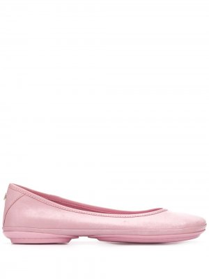 Балетки Nina Camper. Цвет: розовый