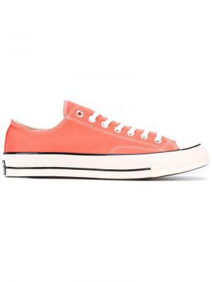 Низкие кеды Converse. Цвет: розовый