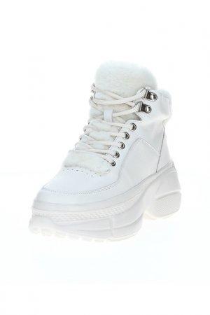 Ботинки LIBELLEN. Цвет: белый
