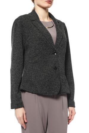 Пиджак Comma. Цвет: темно-серый