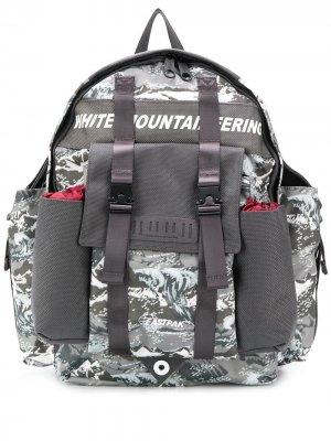 Рюкзак White Mountaineering Pakker Eastpak. Цвет: зеленый