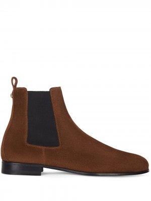 Ботинки челси Giuseppe Zanotti. Цвет: коричневый