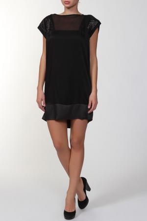 Платье Gaudi. Цвет: черный