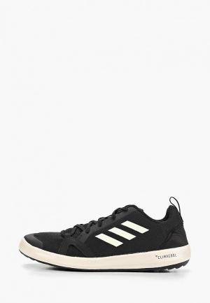 Кеды adidas. Цвет: черный