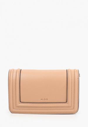 Сумка Aldo. Цвет: бежевый