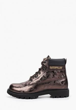 Ботинки Caterpillar. Цвет: хаки
