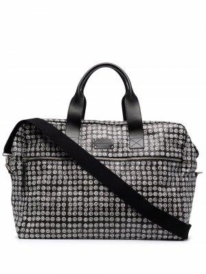 Дорожная сумка Mercurius 10 CORSO COMO. Цвет: черный