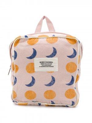 Рюкзак Solar Eclipse Bobo Choses. Цвет: нейтральные цвета