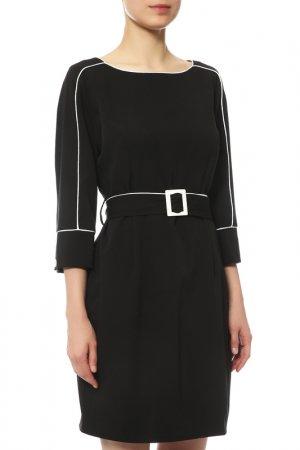 Платье Almatrichi. Цвет: черный