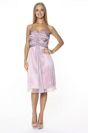 Платье Aftershock. Цвет: light purple