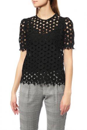 Блуза N°21. Цвет: черный