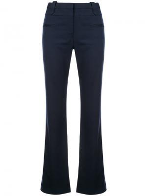 Расклешенные брюки Altuzarra. Цвет: синий