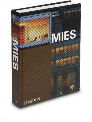 Книга Mies Phaidon Press. Цвет: черный
