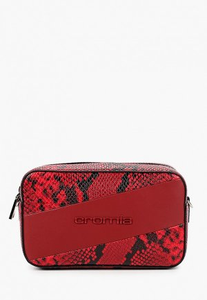 Сумка Cromia. Цвет: бордовый