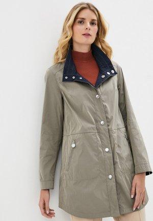 Куртка Betty Barclay. Цвет: коричневый