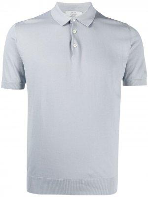Рубашка поло из джерси Mauro Ottaviani. Цвет: серый