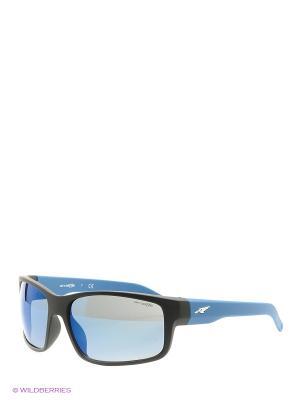 Очки солнцезащитные FASTBALL ARNETTE. Цвет: белый, голубой