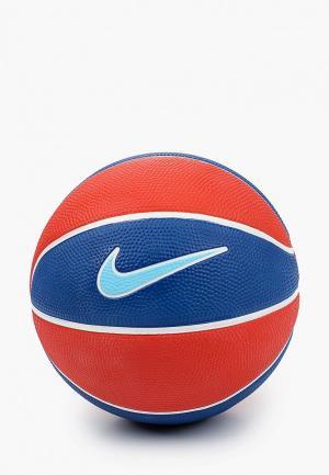 Мяч баскетбольный Nike. Цвет: разноцветный