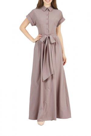 Платье Olivegrey. Цвет: капучино