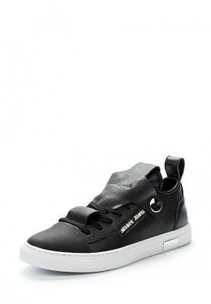 Кеды Armani Jeans. Цвет: черный
