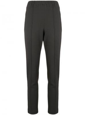 Slim fit trousers Ter Et Bantine. Цвет: зеленый