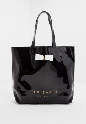 Сумка Ted Baker London. Цвет: черный