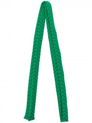 Шнурки Liens Costume Eres. Цвет: зеленый
