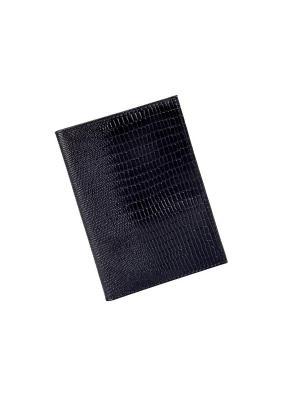 Обложка для документов водителя BEFLER. Цвет: черный