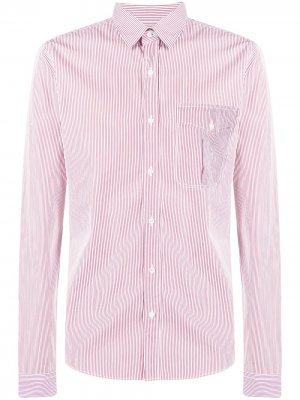 Рубашка в полоску Gucci. Цвет: белый