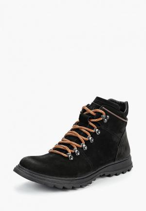 Ботинки Der Spur. Цвет: черный