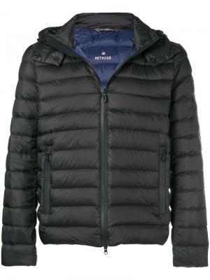 Куртка Basil Hetregò. Цвет: черный