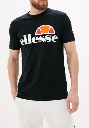 Футболка Ellesse. Цвет: черный