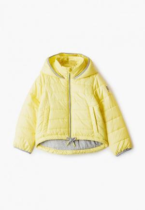 Куртка утепленная Baon. Цвет: желтый