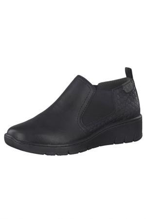Туфли JANA. Цвет: 001 черный