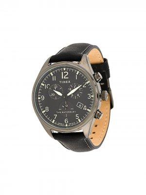 Наручные часы Waterbury Traditional Chronograph TIMEX. Цвет: черный