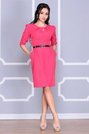Платье Dioni. Цвет: красный