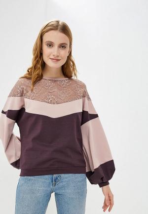 Блуза Adzhedo. Цвет: фиолетовый