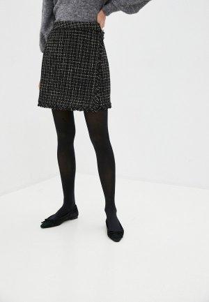 Юбка Ichi. Цвет: черный
