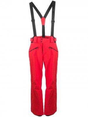 Лыжные брюки Classique Rossignol. Цвет: красный