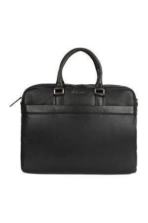 Портфель CROSS. Цвет: черный