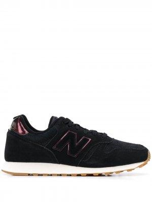 Кроссовки WNI New Balance. Цвет: черный