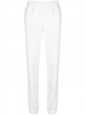 Спортивные брюки из джерси Styland. Цвет: белый