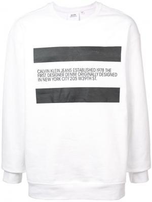 d60f96c394213 Мужские свитшоты и толстовки Calvin Klein купить в интернет-магазине ...