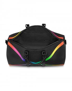 Дорожная сумка Keepall Bandouliere pre-owned Louis Vuitton. Цвет: multicolour