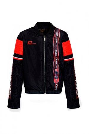 Куртка Pinetti. Цвет: черный