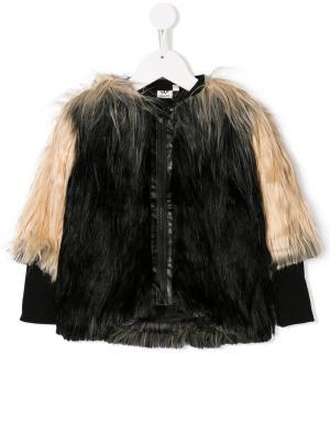 Меховая куртка Surprise Noé & Zoë. Цвет: черный