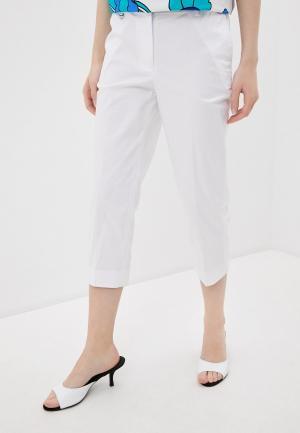 Капри Baon. Цвет: белый