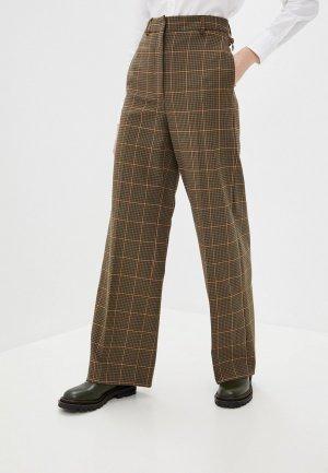 Брюки Paul & Joe. Цвет: коричневый