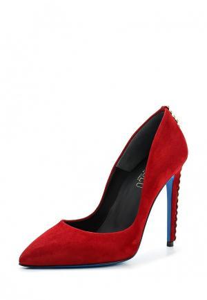 Туфли Loriblu. Цвет: красный
